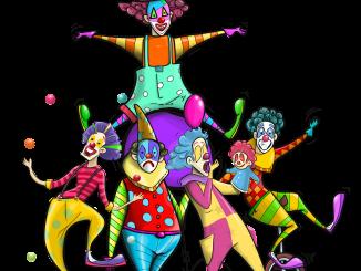 Clowns Party Costume Halloween  - Ermi_Jack / Pixabay